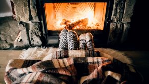 se chauffer à moindre cout durant l'hiver.